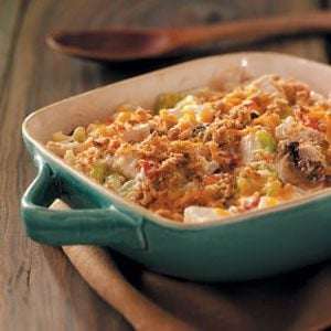 Chicken Salad Bake Recipe