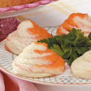 Two-Potato Swirls Recipe