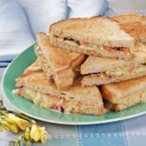 Veggie Grilled Cheese Recipe