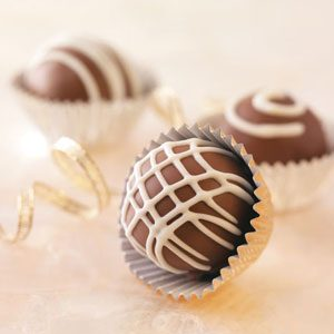Hint-of-Berry Bonbons Recipe
