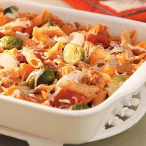Hearty Pasta Casserole Recipe