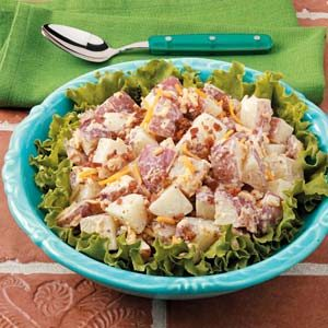 Ranch Potato Salad Recipe