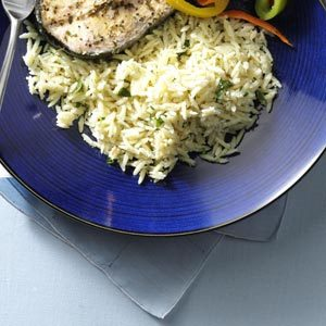 Garlic Parmesan Orzo Recipe