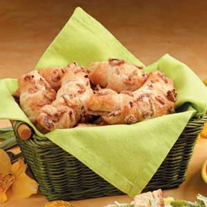 Onion Crescent  Rolls Recipe