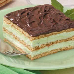 Pistachio Eclair Dessert Recipe