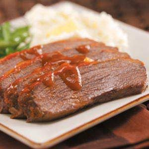 Smoked Beef Brisket Recipe