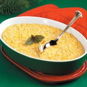 Baked Corn Pudding Recipe