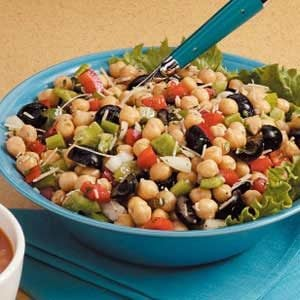 Favorite Garbanzo Bean Salad Recipe