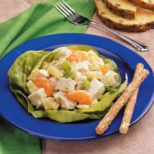 Luncheon Chicken Salad Recipe