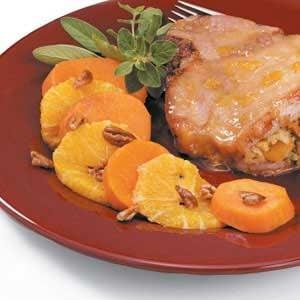 Orange Sweet Potato Bake Recipe