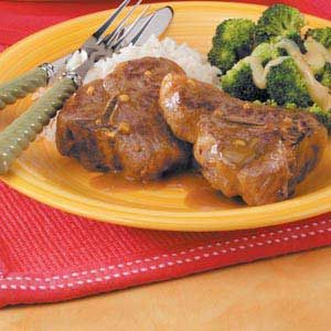 Curry Lamb Chops Recipe