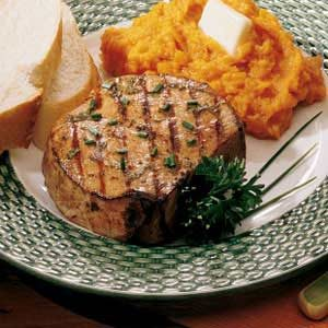 Pork Chops Dijon Recipe