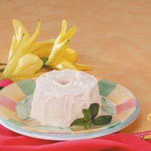 Tiny Chiffon Cakes Recipe