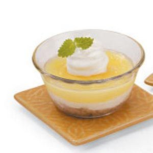 Layered Lemon Dessert Cups Recipe
