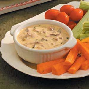 Warm Broccoli Cheese Dip Recipe