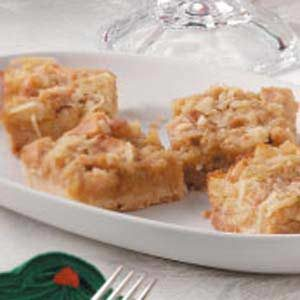 Pear Bar Cookies