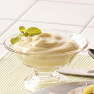 Old-Fashioned Vanilla Pudding Recipe