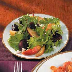 Nectarine and Beet Salad Recipe