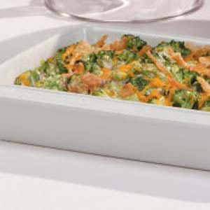 Cheesy Cheddar Broccoli Casserole Recipe