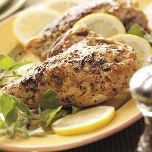 Seasoned Chicken Recipe