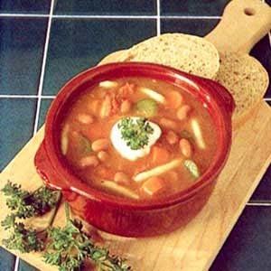 Pinto Bean/Ham Soup Recipe