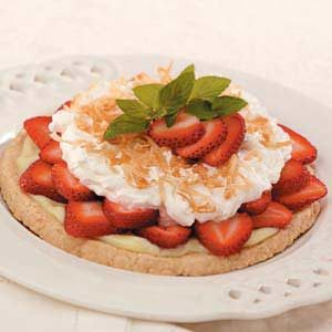 Spectacular Strawberry Dessert Recipe