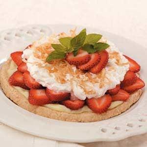 Spectacular Strawberry Dessert Recipe