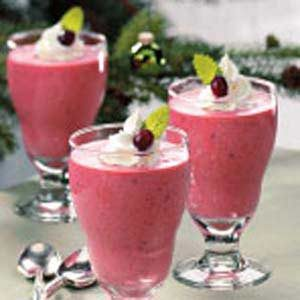 Favorite Cranberry Mousse Recipe