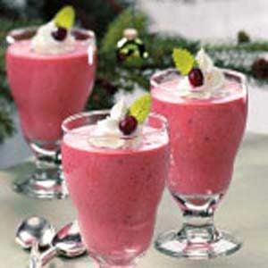 Favorite Cranberry Mousse Recipe