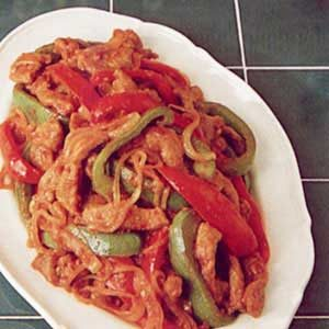 Pork Piperade Recipe