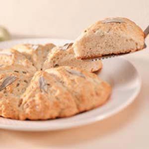 Parmesan Sage Scones Recipe