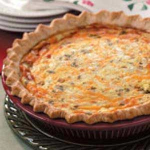 Chiles Rellenos Quiche Recipe