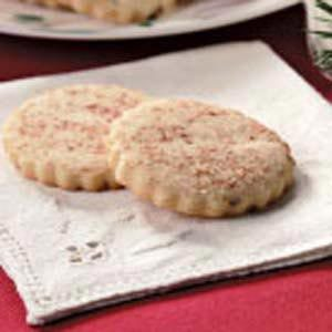 Anise Butter Cookies Recipe