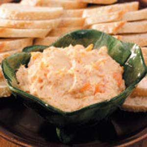 Creamy Shrimp Spread Recipe
