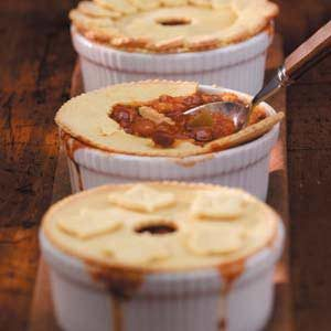 Chili Potpies Recipe