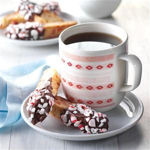 Peppermint Biscotti Recipe