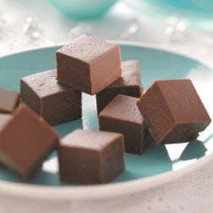 Bavarian Mint Fudge Recipe