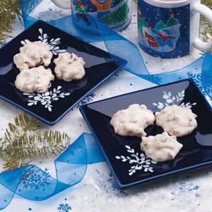 Crunchy Pecan Drops Recipe