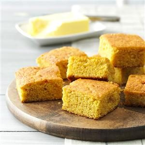 Quick Buttermilk Corn Bread Recipe