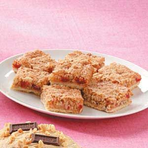 Coconut Cherry Treats Recipe