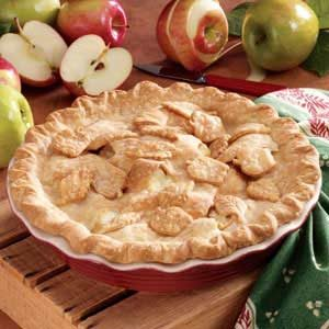 Creamy Apple Pie Recipe