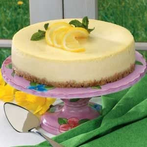 Lemon Ricotta Cheesecake Recipe