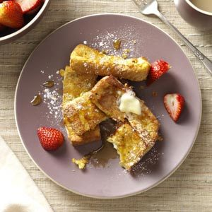 French Toast Sticks Recipe