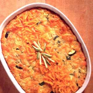 Squash Casserole Side Dish Recipe