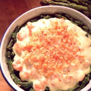 Shrimp and Asparagus Casserole Recipe