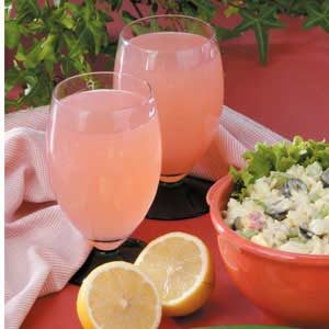 Lemon Berry Pitcher Punch Recipe