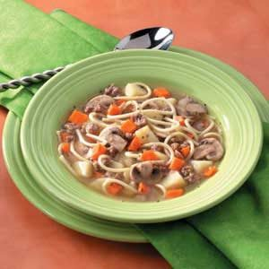 Flavorful Italian Soup Recipe