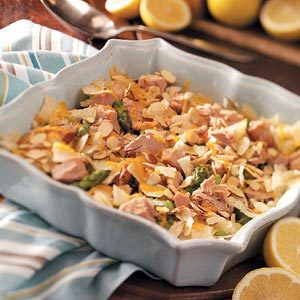 Tuna-Chip Casserole Recipe