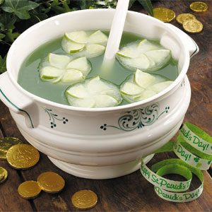 Floating Four-Leaf Clovers Recipe