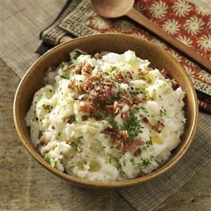 Colcannon Potatoes Recipe